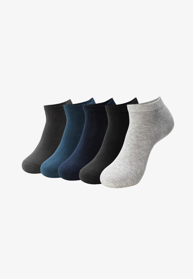 MELVIN - Socks - black/blue/grey