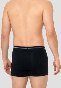 INDICODE JEANS - 7 PACK - Onderbroeken - white/grey/black - 1