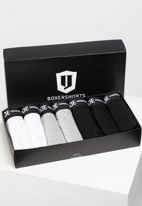 INDICODE JEANS - 7 PACK - Onderbroeken - white/grey/black - 6