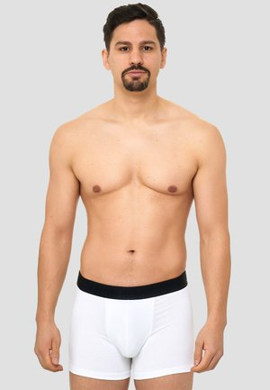 7 PACK - Pants - black/grey/navy/white