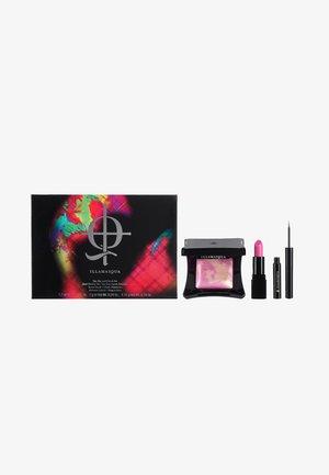 NEON TARTAN HEROS GIFT SET - Makeup set - -