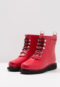 Ilse Jacobsen - Wellies - deep red - 4