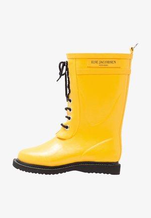 Regenlaarzen - cyber yellow