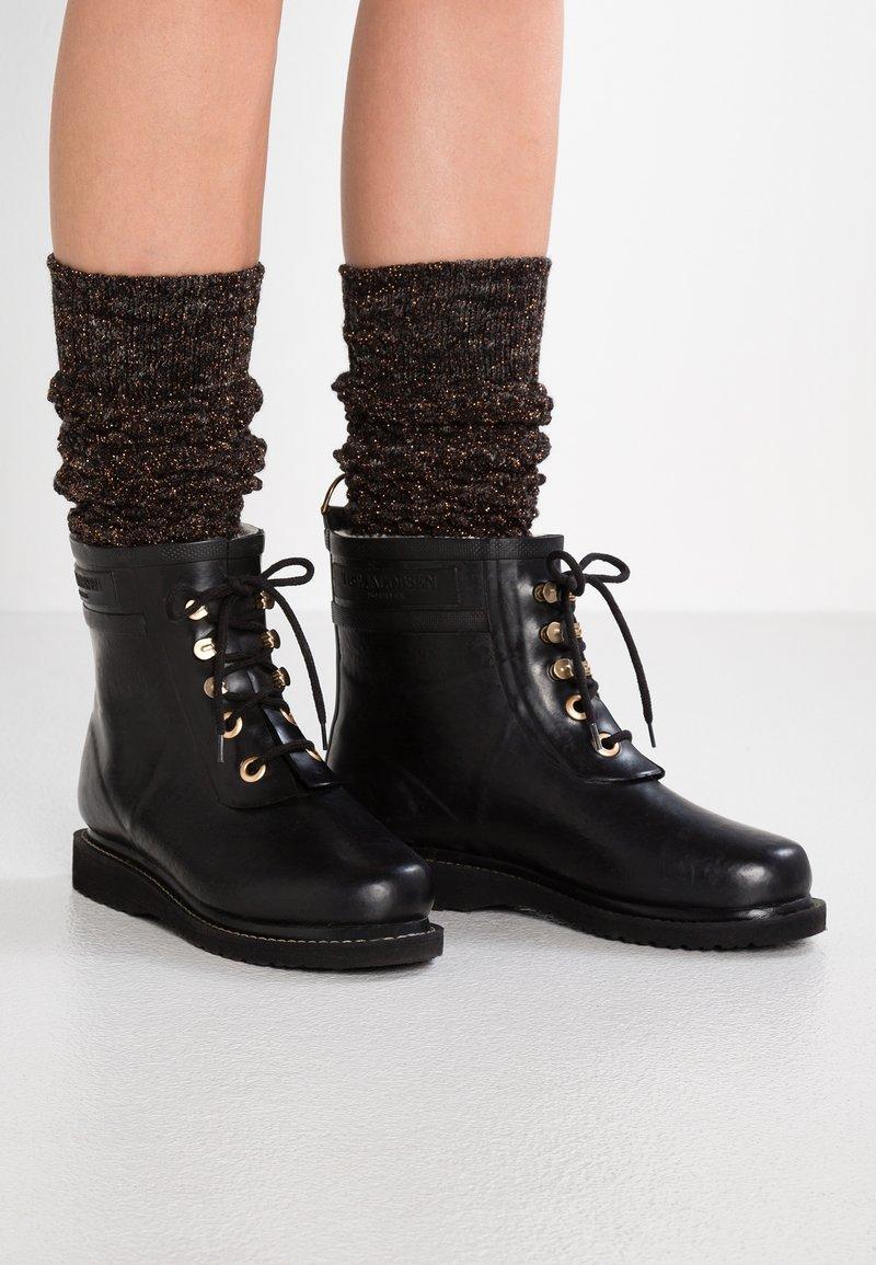 Ilse Jacobsen - Bottes en caoutchouc - black