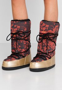 Ilse Jacobsen - MOON 9075 - Winter boots - burnt henna - 0