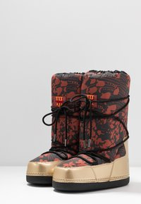 Ilse Jacobsen - MOON 9075 - Winter boots - burnt henna - 4