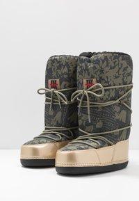Ilse Jacobsen - MOON 9075 - Winter boots - army - 4