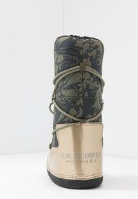 Ilse Jacobsen - MOON 9075 - Winter boots - army - 5