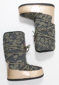 Ilse Jacobsen - MOON 9075 - Winter boots - army - 3