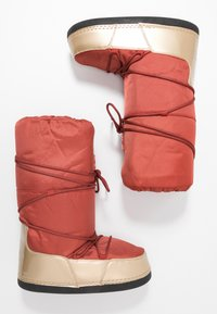 Ilse Jacobsen - MOON 9070 - Winter boots - burnt henna - 3