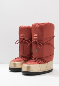 Ilse Jacobsen - MOON 9070 - Winter boots - burnt henna - 4