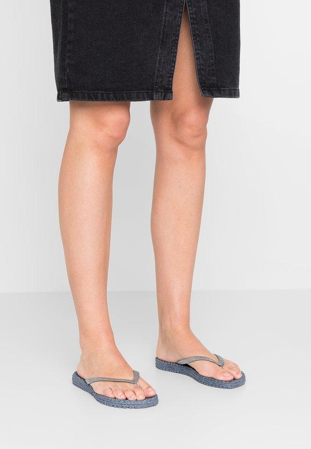 CHEERFUL - Pool shoes - grey