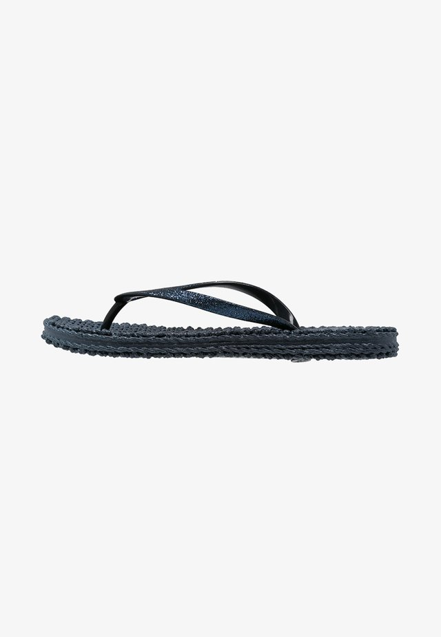 CHEERFUL - Teenslippers - indigo