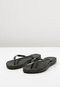 Ilse Jacobsen - CHEERFUL - Pool shoes - black - 2
