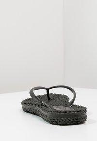 Ilse Jacobsen - CHEERFUL - Pool shoes - black - 3