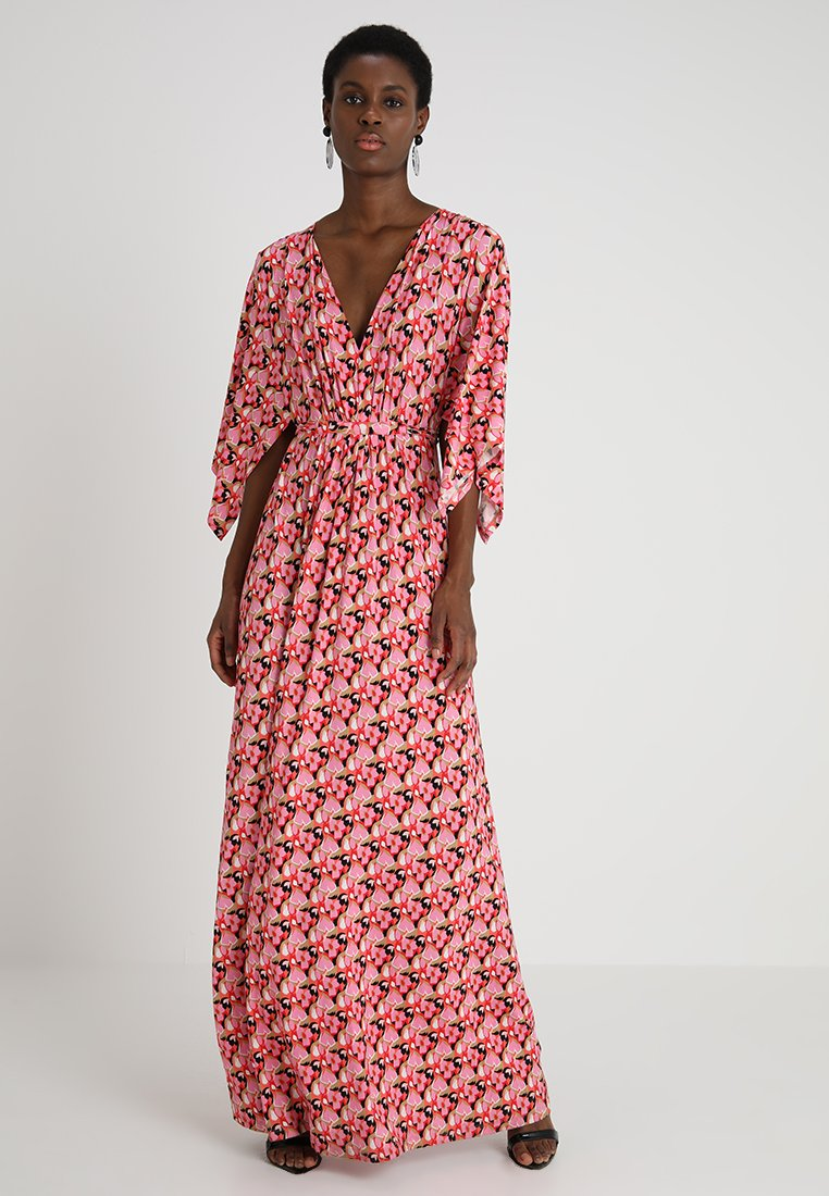 Ilse Jacobsen - LONG DRESS - Maxi dress - aurora pink