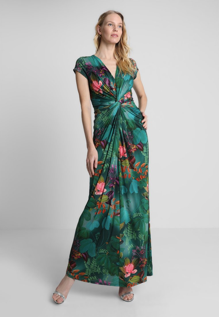 Ilse Jacobsen - LONG DRESS - Maxikleid - deep lake