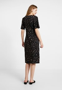 Ilse Jacobsen - CREZIA - Jersey dress - black - 2