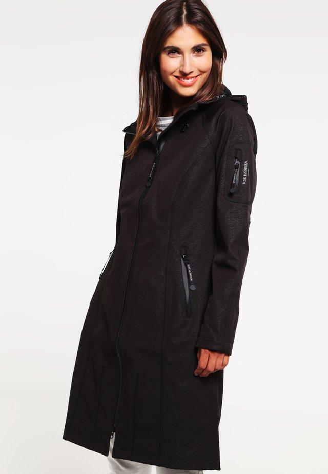 RAIN - Parka - black