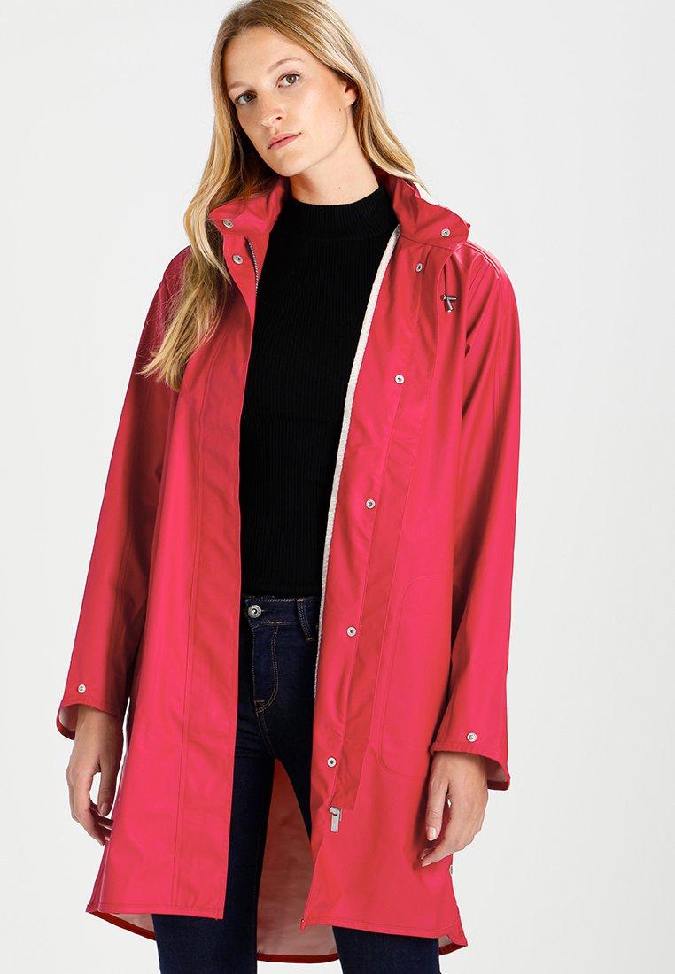 Ilse Jacobsen - RAIN - Parka - deep red