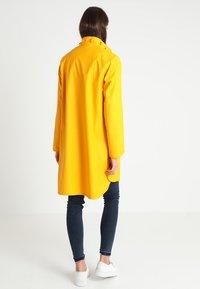 Ilse Jacobsen - TRUE RAINCOAT - Parka - cyber yellow - 3