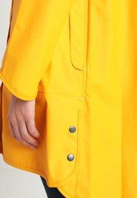 Ilse Jacobsen - TRUE RAINCOAT - Parka - cyber yellow - 6