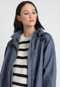 Ilse Jacobsen - RAINCOAT - Parka - blue grayness - 4