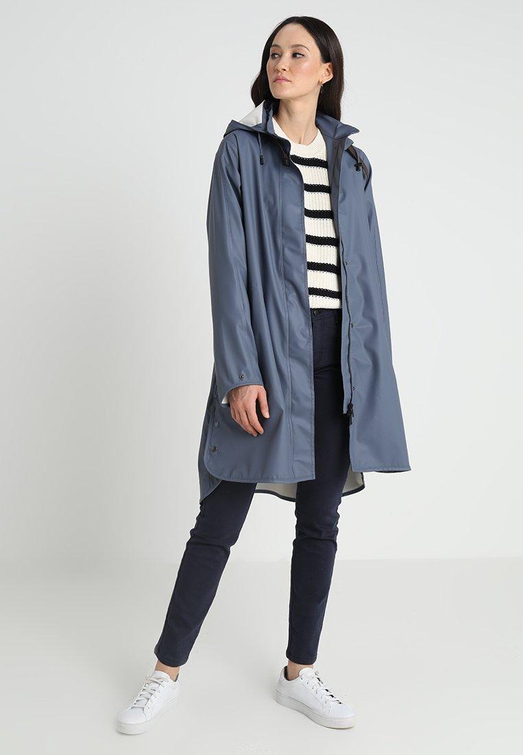 Ilse Jacobsen - RAINCOAT - Parka - blue grayness