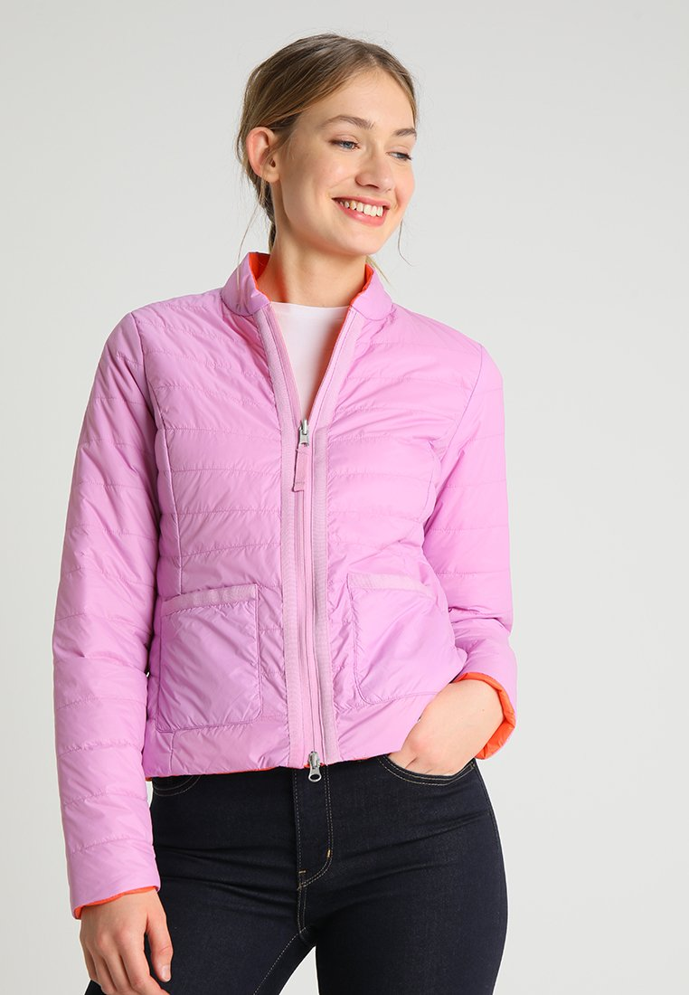 Ilse Jacobsen - REVERSIBLE LIGHT PADDED JACKET - Light jacket - frosting