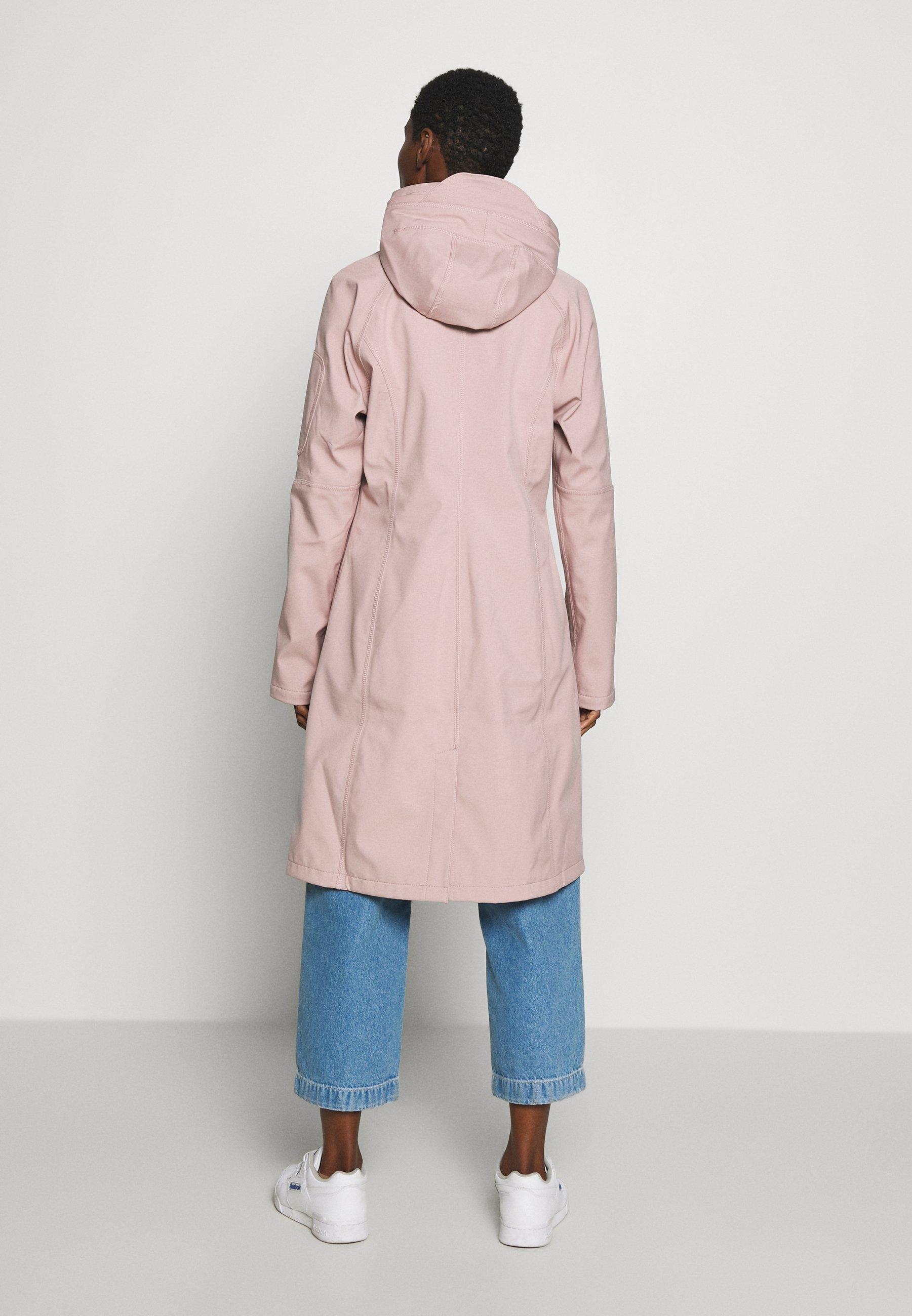 Ilse Jacobsen RAIN - Parka - adobe rose