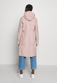 Ilse Jacobsen - RAIN - Parka - adobe rose - 2