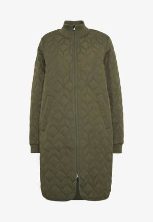 ART - Zimní kabát - army