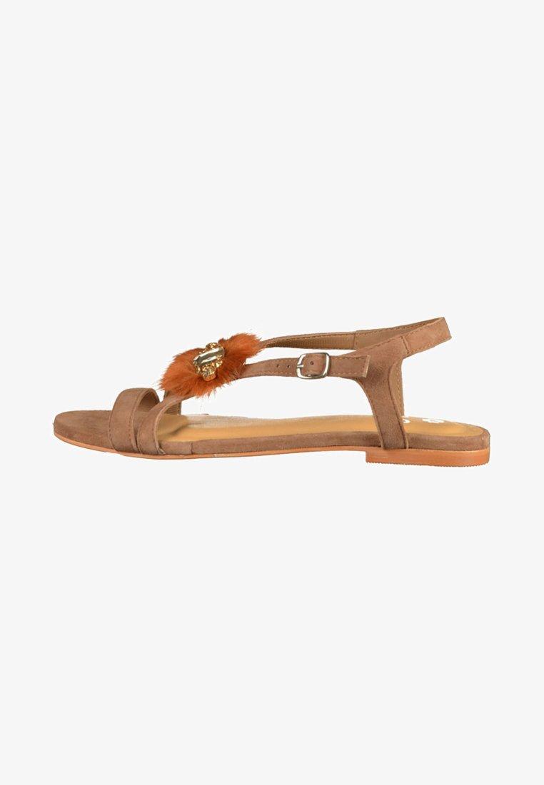 ILC - Sandały trekkingowe - taupe
