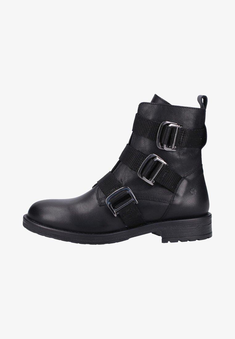 ILC - Korte laarzen - black