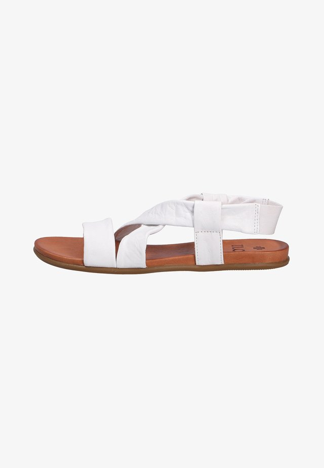 ILC FASHION - Sandales - white