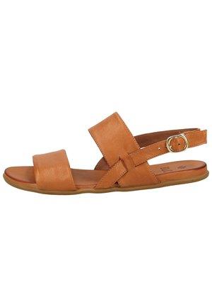 ILC SANDALEN - Sandals - cognac 03