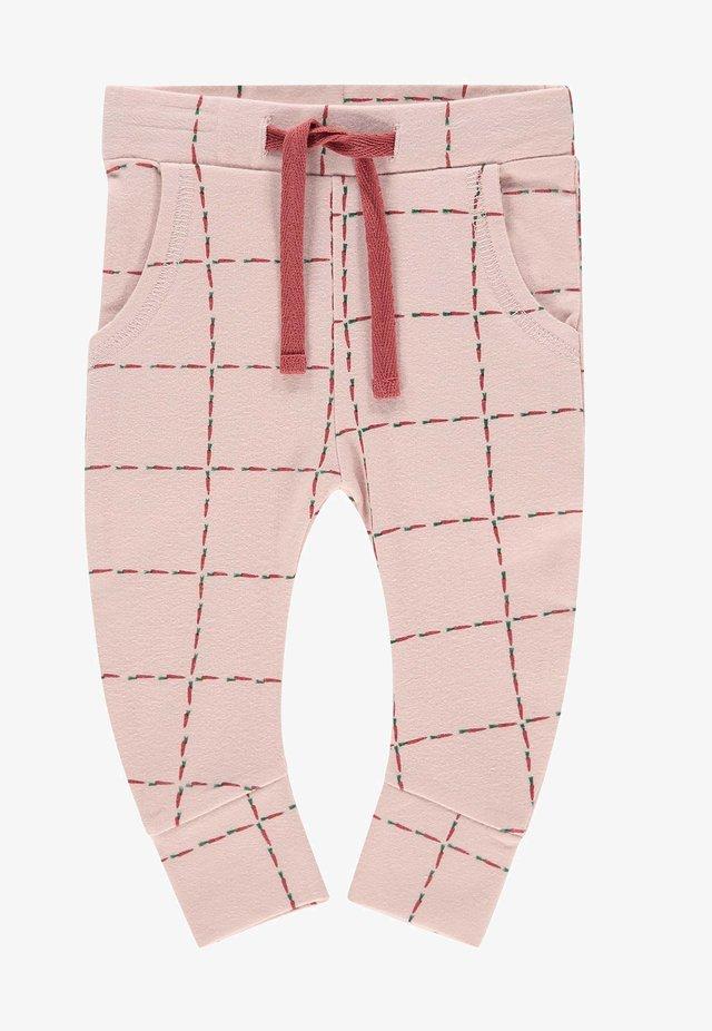 AMLWCH - Leggings - Trousers - evening sand aop carrots