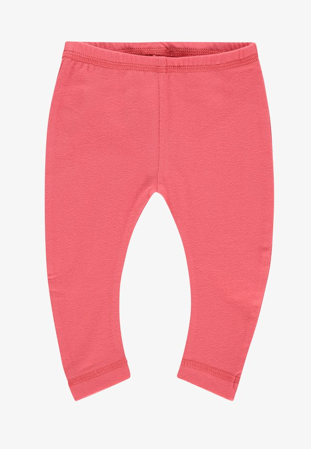 KATHU - Leggings - Trousers - pink/off-white
