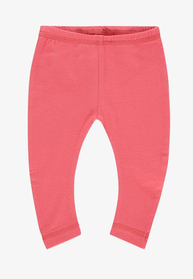 KATHU - Legging - pink/off-white