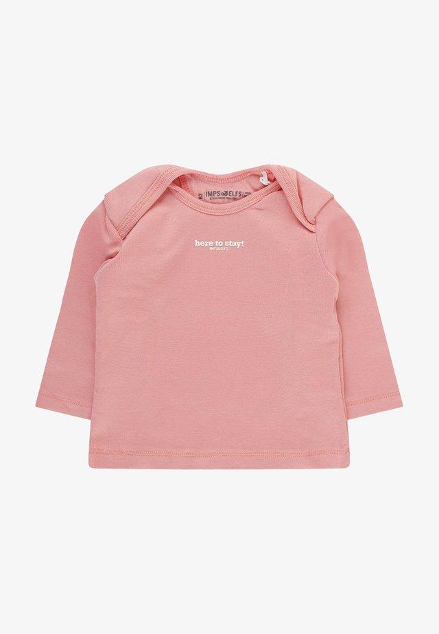 ROBIN - Longsleeve - doll pink