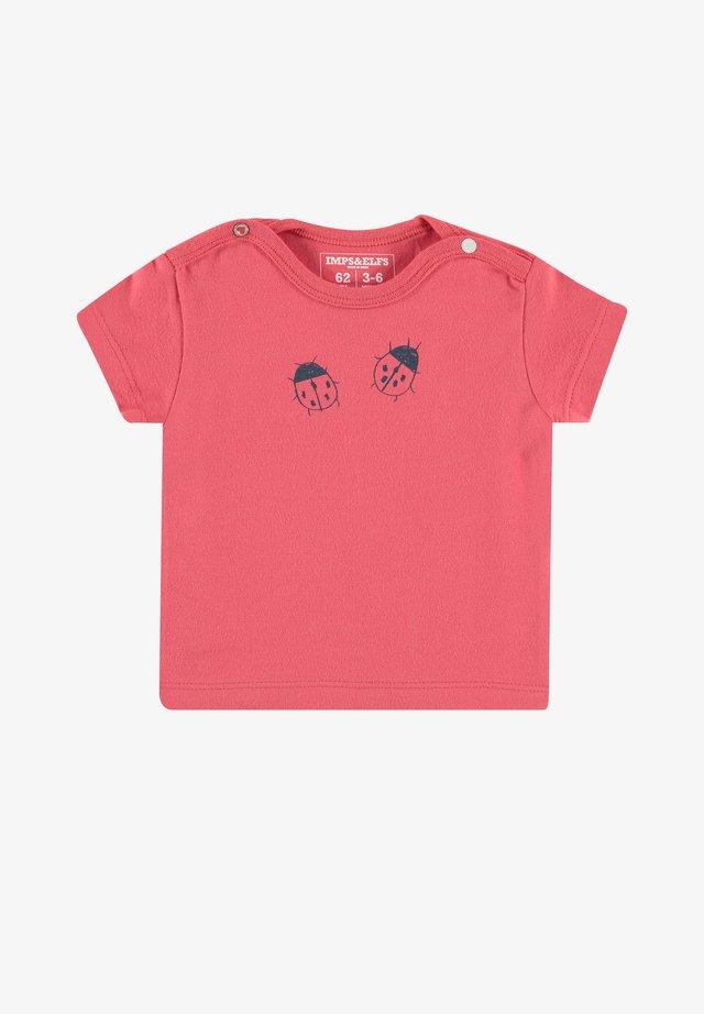 VICTORIA - T-shirt print - rose of sharon