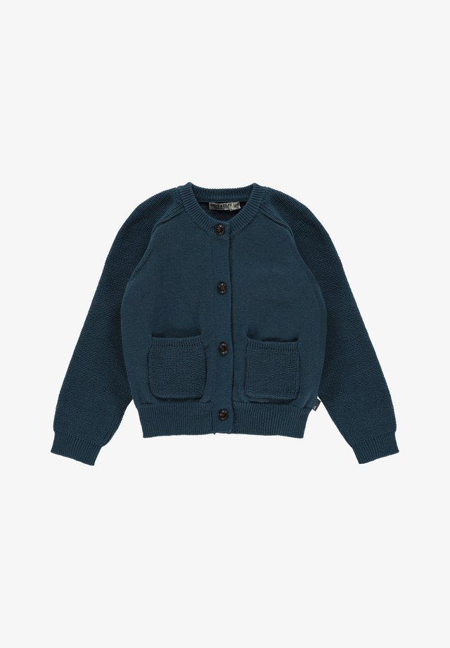ABERLOUR - Vest - orion blue
