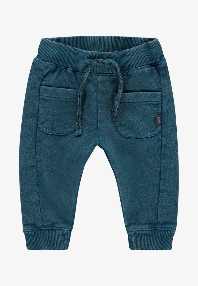 Tracksuit bottoms - majolica blue