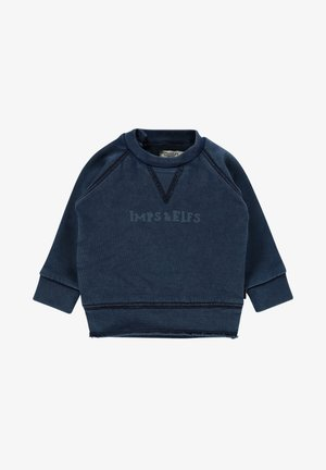 Sweater - indigo blue