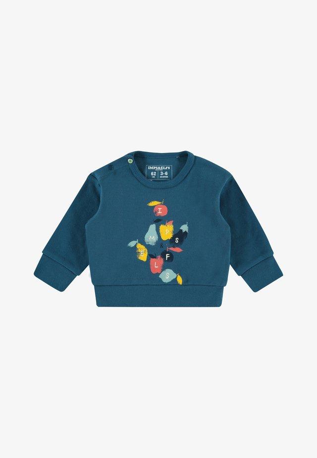 BOKSBURG - Sweater - majolica blue