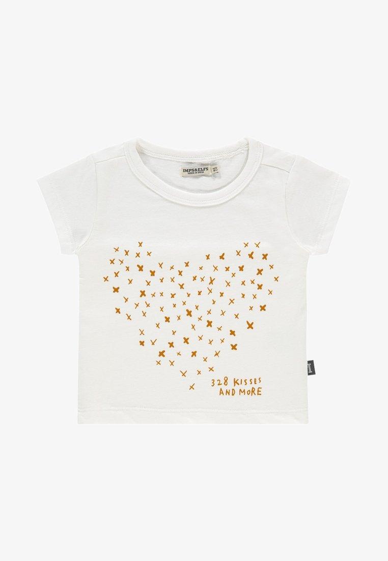 Imps&Elfs - Print T-shirt - white
