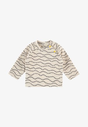 KRUGERVILLE - Longsleeve - light grey melange