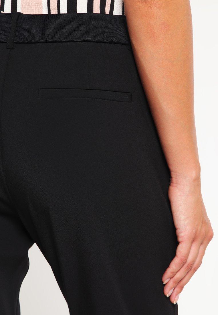 Inwear Nica Pants - Tygbyxor Black