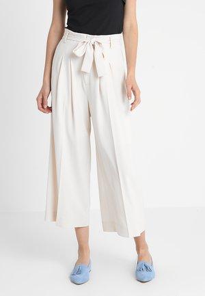 ZELDA PANT - Kalhoty - french nougat