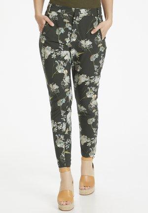 Trousers - rust elderflower